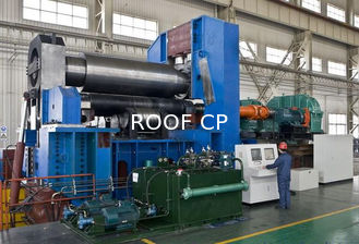 Easy To Operate Hydraulic Bending Machine For Petroleum , Chemical Industry , Cement